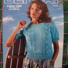 Retro Bernet Misses Vintage Summer Tops Knitting & Crochet Patterns Book 592
