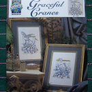 USA 1 Cent S&H 2 Wild Cranes Cross Stitch Needlework Craft Patterns