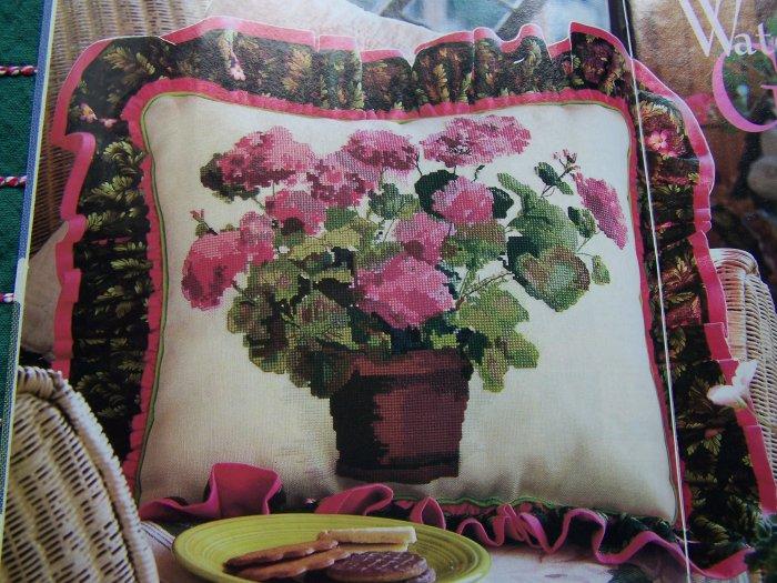 USA 1 Cent S&H June 99 BH&G Cross Stitch & Needlework Pattern Magazine