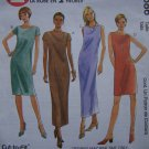 Misses Sewing Pattern McCall's 9686 2 Hour Easy 3 Length SUmmer Dress 8 10 12