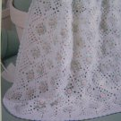 Granny Afghans For Baby 5 Layette Blanket Crochet Patterns Leisure Arts Little books