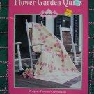 12 Flower Garden Quilts Patterns Book Quilting Techniques