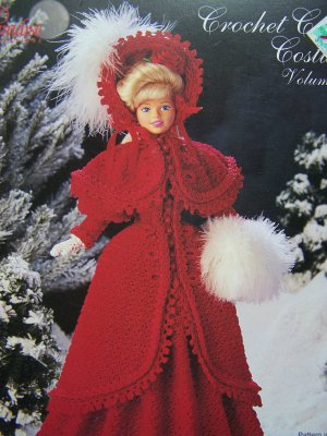Crochet Patterns For Barbie Dolls Free Patterns