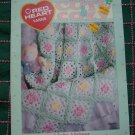 7 Baby Blanket Granny Square Crochet Patterns Leisure Arts 2917