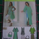 1 Cent USA S&H Misses 8 10 12 14 Sewing Pattern 2 Length Pants Dress Tunic Top S4550