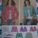 1 Cent S&H Misses 6 Lined & Unlined Jackets Sewing Patterns 4280 SZ 8 10 12 14 16