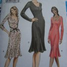 1 Cent USA S&H Uncut Vogue Sewing Pattern Misses 6 8 10 Dresses Princess Seams 7995