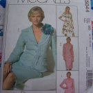1 Penny S&H USA Sewing Pattern Dress Alternatives Suit Set 8 10 12 14 M 5044