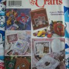 Free S&H USA Simplicity Crafts Learn to Make Memory Books Boxes Albums Picture Frames No Sew
