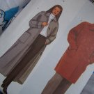 Free USA S&H Misses 8 10 12 A Line Coat Above Mid Knee or Ankle Length 3336
