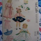 Vintage Doll Sewing Patterns Maggie Alice Wendy Kathy Rosamund Annabelle Madeline Miss FLora 1809