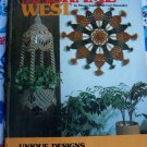 Free USA S&H Macrame West Vintage Pattern Book Home and Garden
