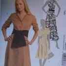 0 USA S&H McCall's Sewing Pattern 5378 Two Length Dress Belt Sash 6 8 10 12 14