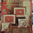 Vintage Oriental Needlepoint & Cross Stitch Pattern Charts Leisure Arts 187