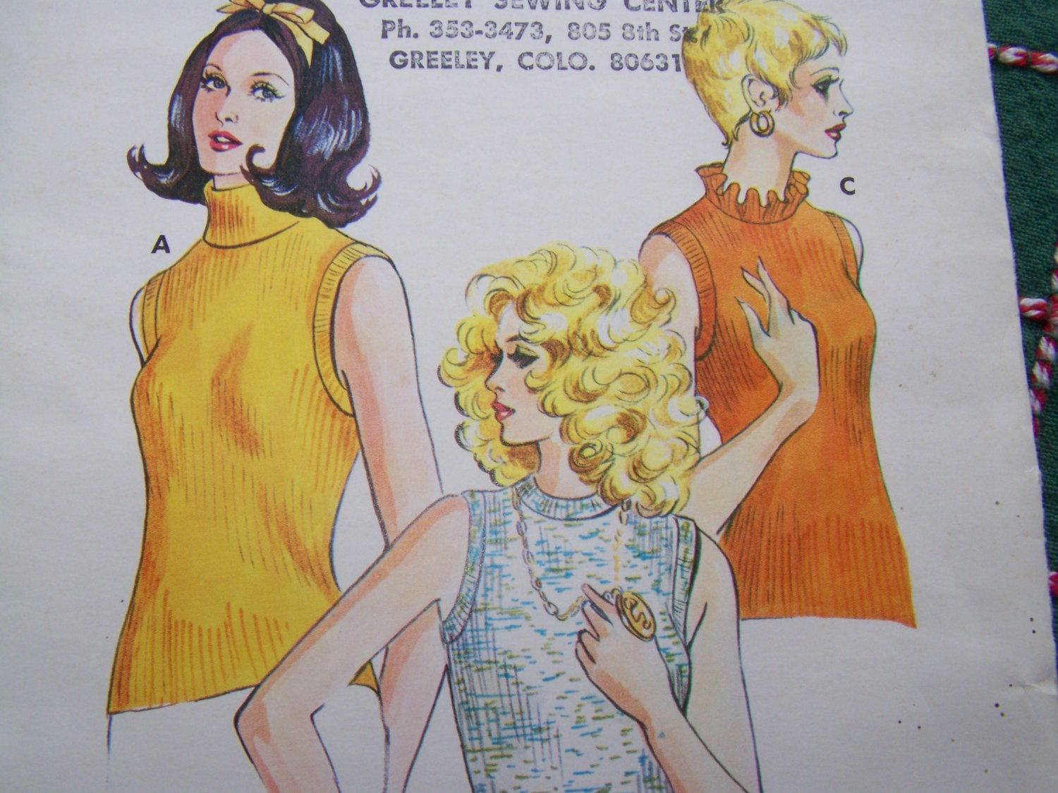 Uncut Vintage 70s Kwik Sew Sewing Pattern 603 Summer Knit Tops Misses 6 8 10 12 14 16