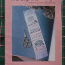 Victoria Sampler Cross Stitch & Hardanger Pattern Friendship Tree Best Friends Gift