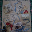 Cross Stitch Patterns Heirloom Sewing & Needle Case Accessories Scissor Needlebook