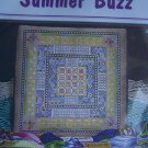 New LenaRose Designs Summer Buzz Cross Stitch Pattern