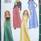 New Girls Sewing Pattern 3669 Evening Gown Maxi Dress Bolero Flower Girl 7 8 10