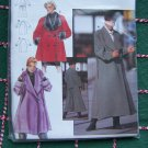 New Burda Sewing Pattern 4388 Misses Lined Coat Jackets Two Length 12 14 16 18 20 22