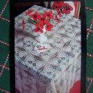 0 USA S&H Vintage Crochet Patterns Heirloom Bedspreads Tablecloths Pillows