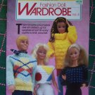 18 Vintage Barbie & Ken Knitting & Crochet Patterns McCall's Fashion Wardrobe 4