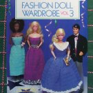 New 1980's Vintage McCall's Barbie & Ken Dolls Crochet & Knitting Patterns Vol 3