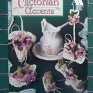 Free USA S&H New Annie's Attic Crochet Patterns Victorian Accents 8B074