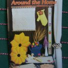 Annie's Pattern Club Book 87S53 Around the house