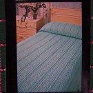 Vintage Knitting & Crochet Tablecloths & Bedspreads Patterns 217