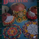 New A Dozen Doily Dishcloths Annie's Attic Crochet Patterns 350