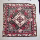 Vintage Quilted Wallhanging Pattern Remembrance By Cranston Fabrics Janet Page