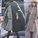 Uncut Vintage Vogue Americana Designer Anne Klein Sewing Pattern 1160