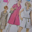 Vintage Uncut Sewing Pattern 7581 Misses Pantdress One Piece Romper Bust 34