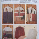 Uncut McCall's Sewing Pattern 8260 Organizers Closet Gift Wrap Suit Purse Shoe Car