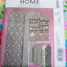 Uncut McCall's 5600 Craft Sewing Pattern Hanging Closet Organizers