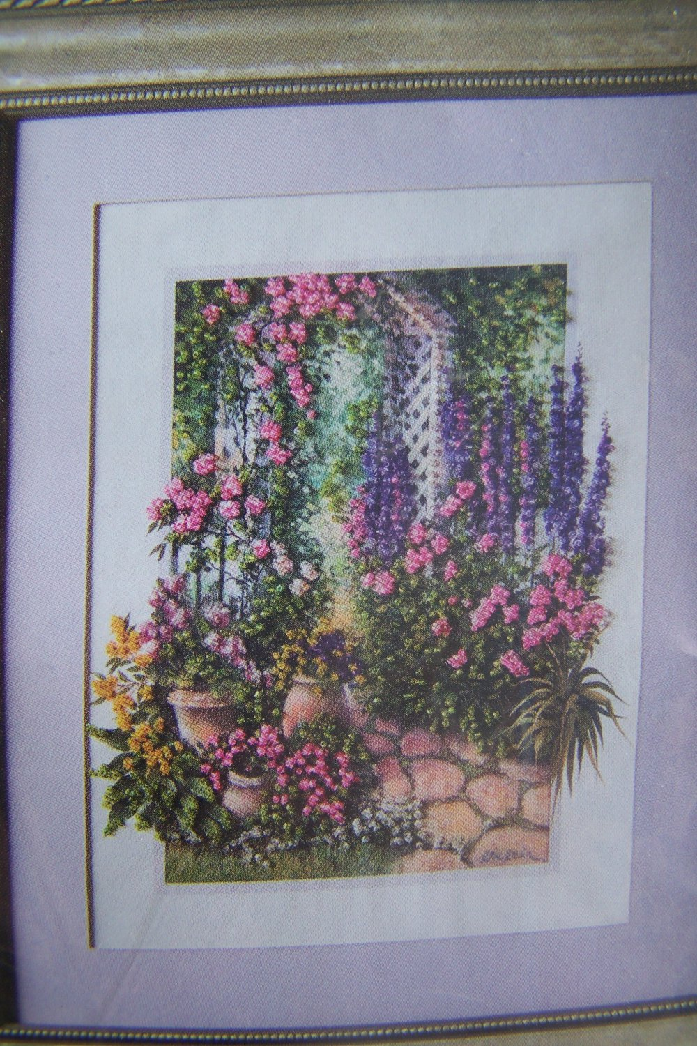 New simply beads craft kit of the month club garden for Craft of the month club