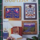 Annie's Attic Plastic Canvas Patterns Scripture Samplers God Ark Church
