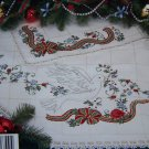 Tidings of Peace Stoney Creek Cross Stitch Pattern 67 Christmas tree Skirt