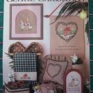 Vintage Leisure Arts Gentle Christmas Patterns Cross Stitch Embroidery 506