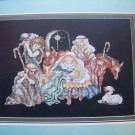 Vintage Stoney Creek Humble Stable Cross Stitch Pattern Christmas Manger Jesus Birth