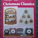 9 Vintage Christmas Classics Cross Stitch Patterns Ornaments Sampler Towel Borders