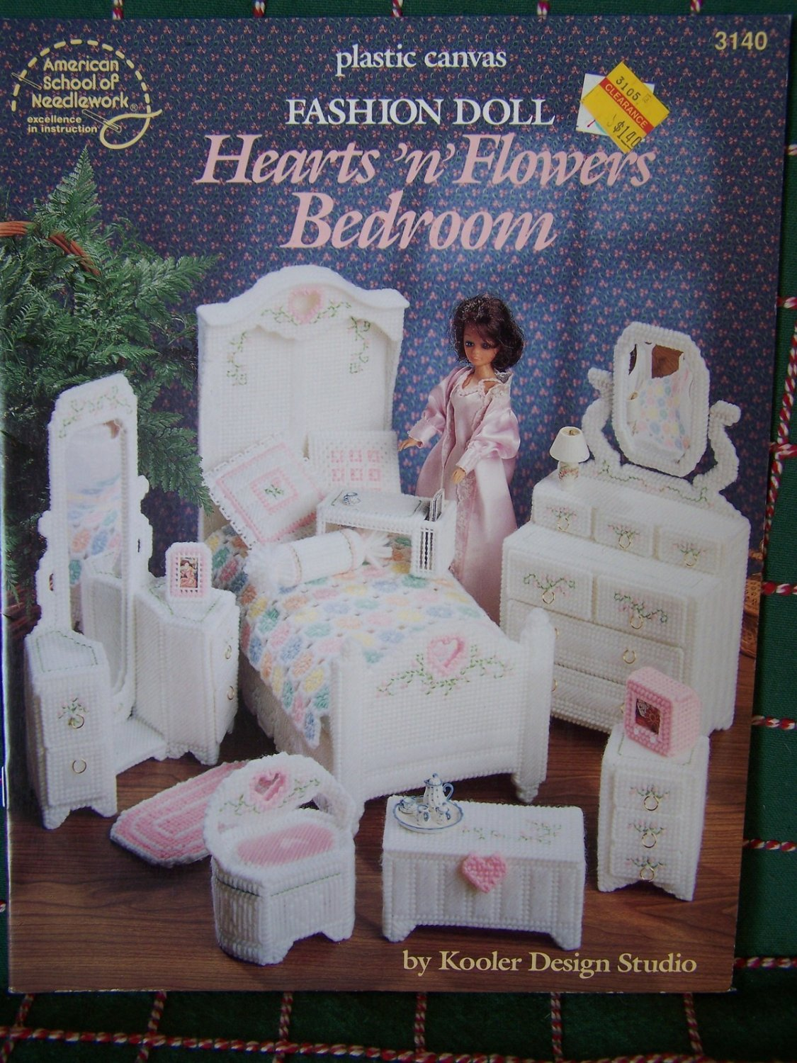 Free Fashion Doll Furniture Plastic Canvas Patterns