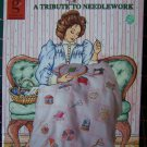 A Tribute to Needlework Counted Cross Stitch Patterns Afghan Samplers Graphworks Book 21