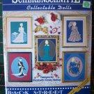 New Scherenschnitte Collectable Dolls Paper Craft Patterns Back Street 01036