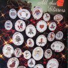 26 Christmas Ornaments Cross Stitch Patterns All That Glitters 57