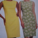 *Misses Dress Semi Fitted Princess Seams 8 10 12 14 Sewing Pattern 8761 Free USA Shipping