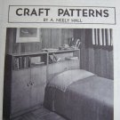 U Bild Vintage Bedroom storage cabinets wood working pattern plans 193