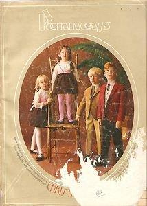 PENNEYS CHRISTMAS 1968 Catalog Wishbook J C PENNEY CO