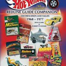 HOT WHEELS THE ULTIMATE REDLINE GUIDE COMPANION NEW